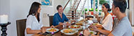 Villa Sapna - The pleasure of dining